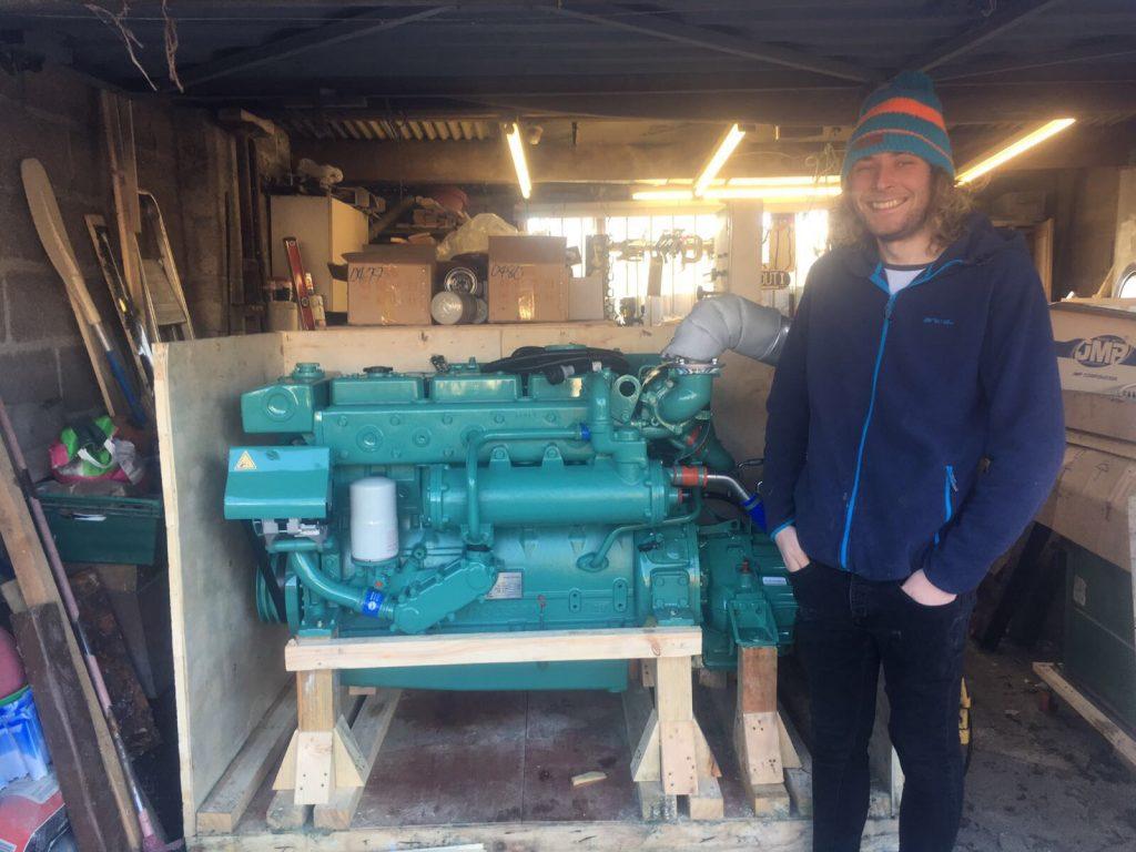 Snapper gets new doosan engines