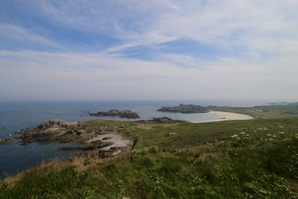 the many beautiful beaches of alderney