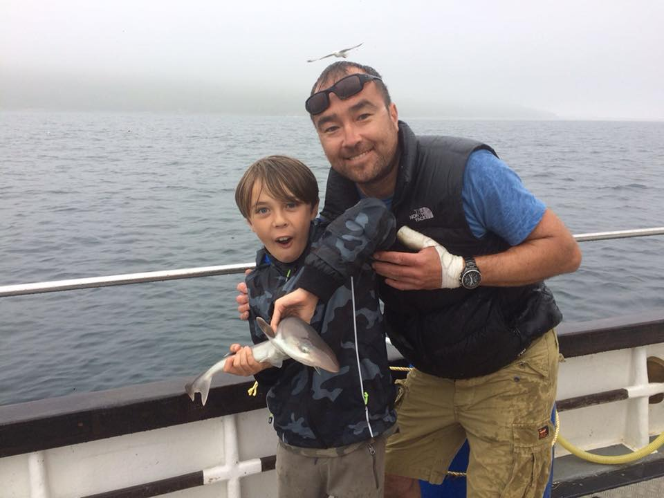 dc31f13ef30 Half day fishing trips off to a fantastic start this summer ...